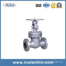 OEM precisão confiável qualidade média pressão 50 milímetros válvula de portão