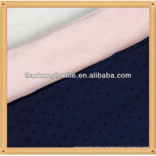 100% cotton piece dyed cuttings fabric