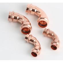 Copper press fitting,copper pipe fitting
