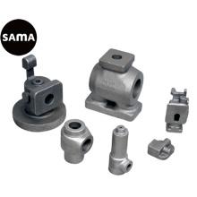 Coulée de cire perdue d'investissement de précision en acier pour la valve