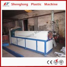Máquina de reciclaje de plástico de refrigeración de agua