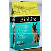 Stand up Pet Food Bag with Zip Lock