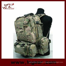 Army Tactical Combat Molle Assault Combination Backpack for Camping