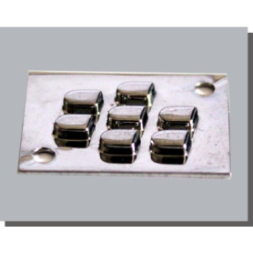 Zinc alloy plating products