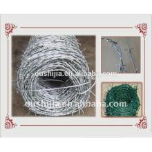 PVC-beschichteter Stacheldraht