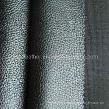 Fire Resistant Bs5852furniture PVC Leather (QDL-FV010)