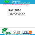 RAL 9016 White Powder Coating Powder Paint