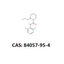 China Factory for Bupivacaine Base Anesthetic Pharmaceuticals Ropivacaine base api and intermediate cas 84057-95-4 supply to Vatican City State (Holy See) Suppliers
