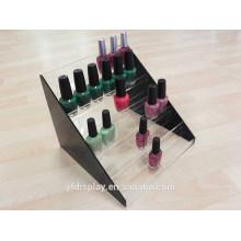 Présentoir de qualité supérieure acrylique de maquillage accessoires