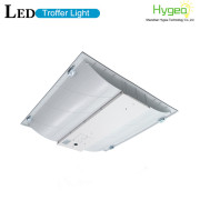 Led panel lighting 2x4 led troffer lights