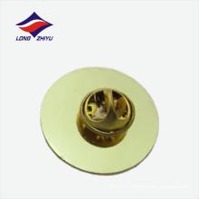 Goldfarben-Vanning-Aktivität repräsentieren Revers-Abzeichen