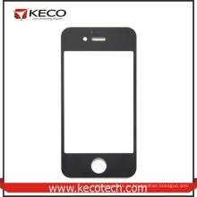 Китай Оптовая для iphone 4s экран стекла объектива Черный