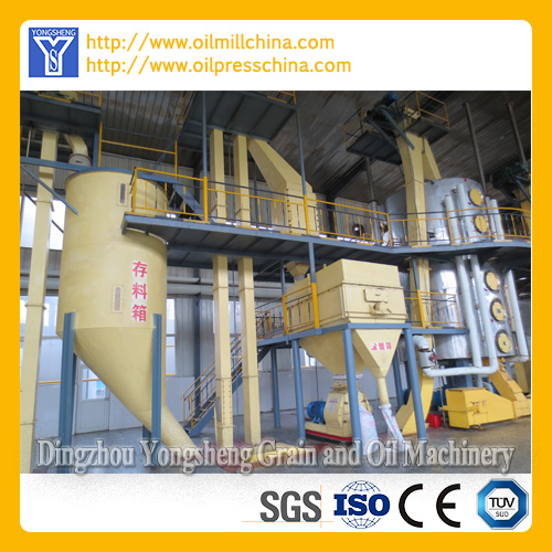 Corn Germ Oil Mill Machinery