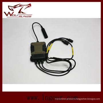 Tactical Walkie Talkie C4 OPS Interphone Ptt