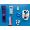 Пластиковые направляющие для медицинских шлангов с зажимами Robert Clamp