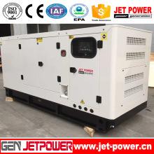 Grupo de gerador diesel silencioso super do poder de 30kVA 24kw