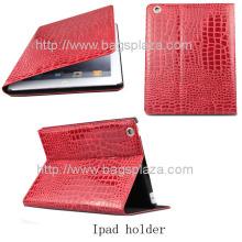 लाल iPad धारक फैशन