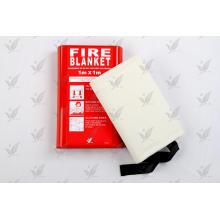 Uso casero de la manta del fuego Certificado En1869