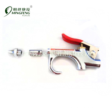 Alta qualidade industrial best selling pistola de ar comprimido