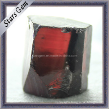 Rhodorite Synthetic Cubic Zirconia Gemstone Raw Material