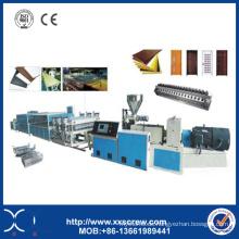 Plastikholz-Pulver-Tür-Verdrängungs-Maschine