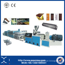 Plastic Wood Powder Door Extrusion Machine