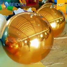 Шары свадебного события Декоративные шары Mirror Gold Mini Disco Надувной зеркальный шар