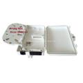 8 Cores Plastic Fiber Optic Distribution Box