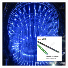 Luces de concierto DMX RGB 3D LED Tube