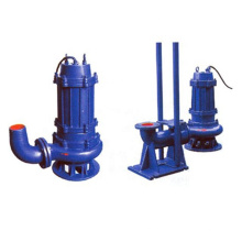 WQ series submersible pump,submersible waste water pump