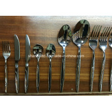 Stainless Steel Flatware Set 005