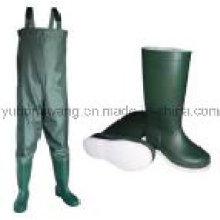 Borracha Wellington Botas de chuva / Sapatos