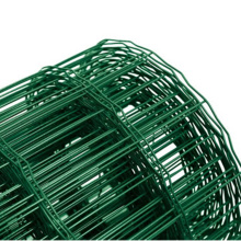 100 * 100mm Vinyl Euro Wire Mesh Fäktning Farm Fence