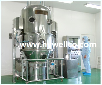 Coffee Granule Dryers
