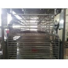 drying equipment charcoal briquettes mesh belt dryer