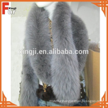 Top Quality Long Strips Fox Fur