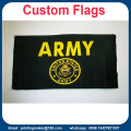 Custom Business Flags Fullfärg Club Emblem Advertising