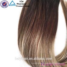 La mayoría de fashional estilo 8A grado gran precio de la acción de 200g clip brasileño en el pelo