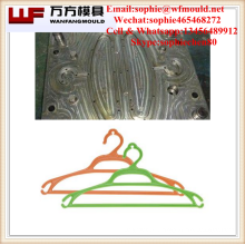 2018 hot new products wholesale clothes hanger mould clothes rack mold maker