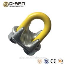 Galvanisé US Type Drop forgé câble Clip--Qingdao gréement