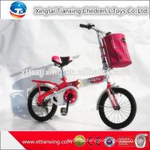 Hochwertige und preiswerte Kinder Falten Fahrrad / Günstige Mädchen Fahrräder