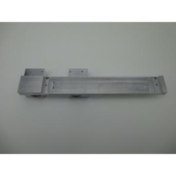 Bearbeitung von CNC-Teilen aus Aluminium