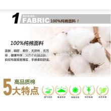"""Tela 100% de teñido de la tela cruzada de la tela de algodón 32 * 32 130 * 70 63 """""""