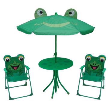 Heißer Verkauf Kinder Klapptisch und Stuhl-Sets für das Campen