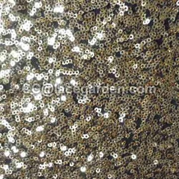 Spangle Embroidery Fabric