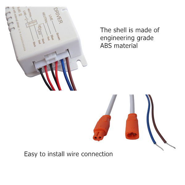 emergency led driver accessories