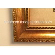 PS decoração foto e espelho quadro Cornice