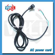Venta al por mayor de fábrica EE.UU. cable de corriente alterna estándar clips de cable