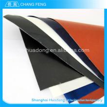 Do silicone feito em China boa reputação grande fábrica revestido de tecido de fibra de vidro com neopreno