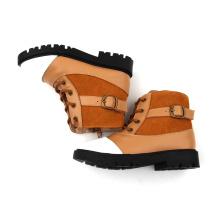 Semua Musim Bahan Lembut Harga Boots Kids yang menggalakkan